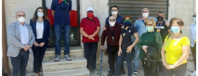 Barletta – Inaugurata la nuova sede del Comitato ANPI BAT presso l'Ambulatorio popolare. FOTO