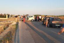 Incidente sulla Zapponeta-Margherita: strada chiusa al traffico
