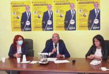 Trani – Elezioni comunali: il M5s presenta il candidato sindaco Vito Branà. VIDEOINTERVISTA