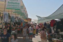 Trani – Riparte il mercato settimanale: parlano utenti e ambulanti. Video