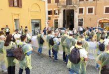 La protesta dei fotografi della BAT a Roma e Bari. FOTO