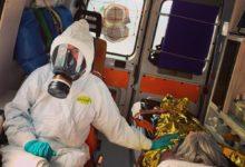Andria – Misericordia, compiuti oltre 16mila interventi dai 200 volontari giallociano andriesi. FOTO