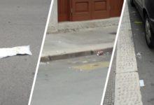 Andria: una città piena di immondizia