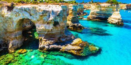 Estate 2020, la Puglia ai primi posti